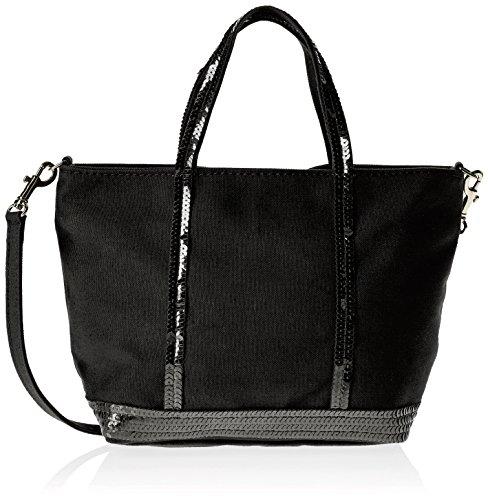 Vanessa Bruno Femme Baby Bag, Noir (999), Taille Unique