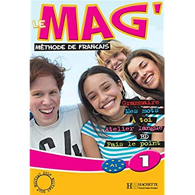 Le mag' 1 : Méthode de français