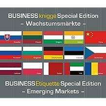 7 CD-Box Express Wissen - Business Knigge Special Edition - Wachstumsmärkte (Express-Wissen / Von Experten für Experten: praxisnah – mobil – schnell – auf den Punkt.)