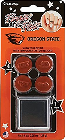 Clearsnap Finger Flair Stamp Set, Oregon State