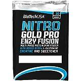Biotech USA 10005030300 Nitro Gold Pro E.F. Protéine Saveur Fraise
