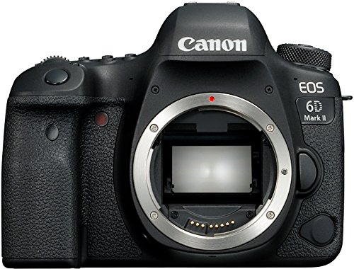 Canon Italia EOS 6D Mark II Body Fotocamera Digitale, Nero