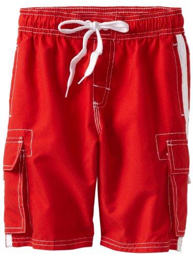Kanu Surf Little Boys' Barracuda Swimwear Shorts
