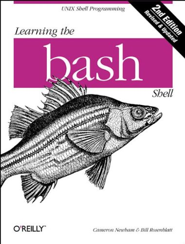 Learning the bash Shell, 2nd Edition  (en anglais) par Newham