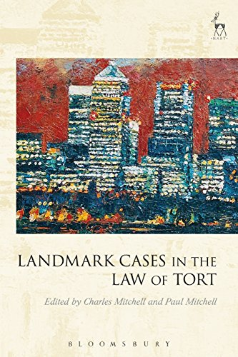 Landmark Cases in the Law of Tort (English Edition)