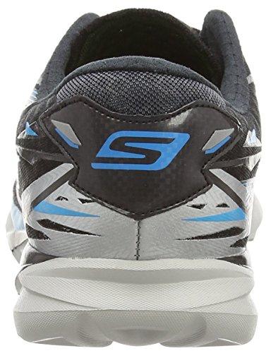 Skechers Go Meb nero Speed 3 Scarpe Da Corsa Da Uomo Nere nero Meb   Blu   34a973