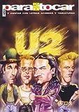 U2 - Cancionero (Letras y Acordes) para Guitarra