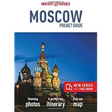 Insight Guides Moscow Pocket Guide