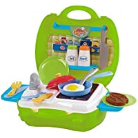 Bruin My Carry Along Kitchen Set - 22 Pieces by Toys R Us