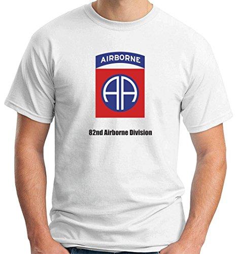 T-Shirtshock - T-shirt TM0358 82nd Airborne Division usa, Größe XXL (T-shirt 82nd Airborne Division)