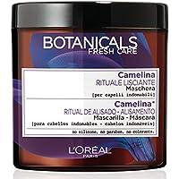 LOreal Paris Botanicals Mascarilla Botanicals Ritual de Alisado para Cabellos Indomables - 200 ml