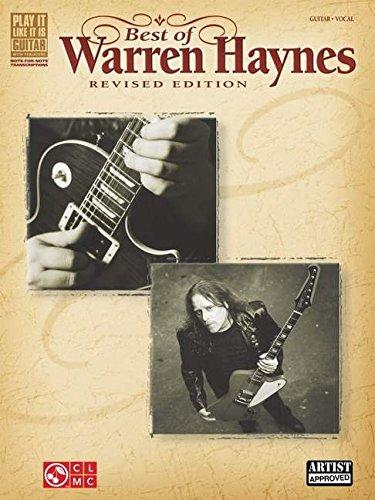 Best of Warren Haynes Edition (Play It Like It Is)