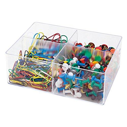 wedo-boite-de-600-assortiment-de-trombones-agrafes-epingles-punaises-multicolore