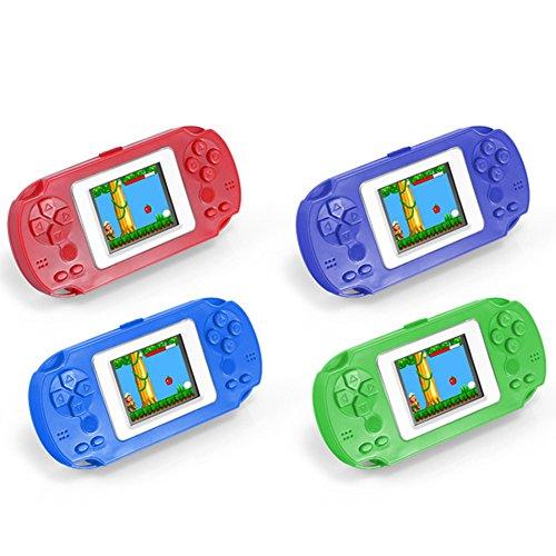 Mioloe Handheld Juego Consola portátil Jugador Construido