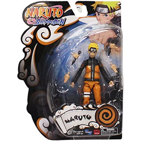 Figura Articulada Naruto Shippuden Naruto 1
