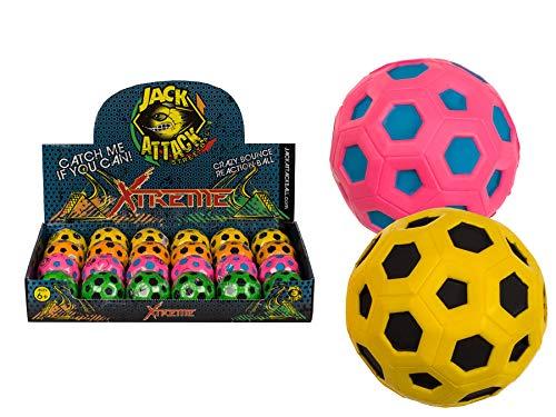 pringball 7cm Wasserball Spiel Ball Flummi Gummiball ()