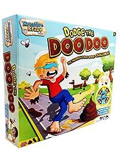 EFG Dodge Doo The Ultimate Dough and Playing Mat Kids - Juego multijugador para Perros, Color marrón de R.M.S.I