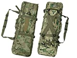 Tactical Rifle Sniper Tragetasche Gun Bag Doppelpack Airsoft Jagd 85 x 30 cm CP