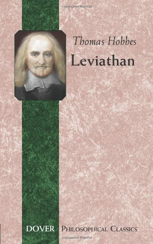 Leviathan (Dover Philosophical Classics)