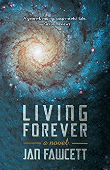 Living Forever (English Edition) di [Jan Fawcett]