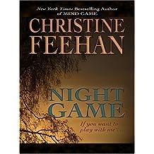 Night Game (Thorndike Romance) by Christine Feehan (2006-04-05)