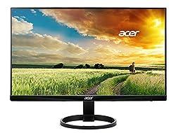 Acer R240HY Abmidx 23.8 Full HD (1920 x 1080) VA Monitor (HDMI, DVI & VGA Ports)
