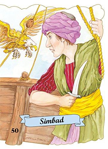 Simbad (Troquelados clásicos) por Carmen Blázquez Gil