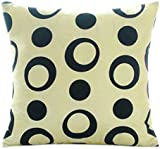 """16"""" x 16"""" Decorative Throw Pillow Case Cushion Cover Square Home Sofa Bed"""