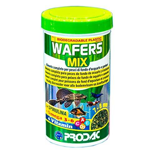 Prodac Wafers Mix Alimento Peces Fondo Gambas De Acuario