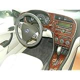 Saab 9-3 9.3 93 9 3 Interior de Madera del Burl Dash Juego de