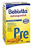 Bebivita PRE Anfangsmilch 500g, 4er Pack (4 x 500 g)