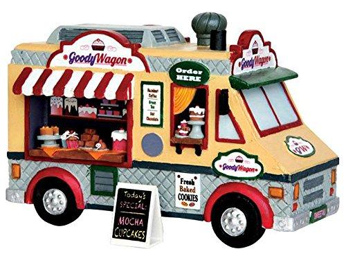 Lemax - Goody Wagon - Bonbon Wagen - Zubehör - Weihnachtswelt -