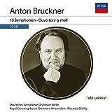 Bruckner: 10 Sinfonien / Ouvertüre g-Moll