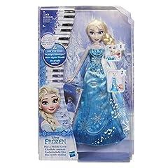 Idea Regalo - Disney Frozen - Elsa Magiche Melodie, C0455EU4