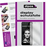 dipos I 6X Schutzfolie klar passend für Huawei P10 Plus Folie Bildschirmschutzfolie
