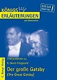Königs Erläuterungen und Materialien, Bd.389, Der große Gatsby