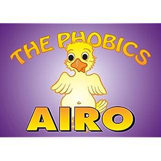 AIRO (THE PHOBICS) (English Edition)