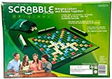 #3: Mattel Scrabble Board Game, Multi Color