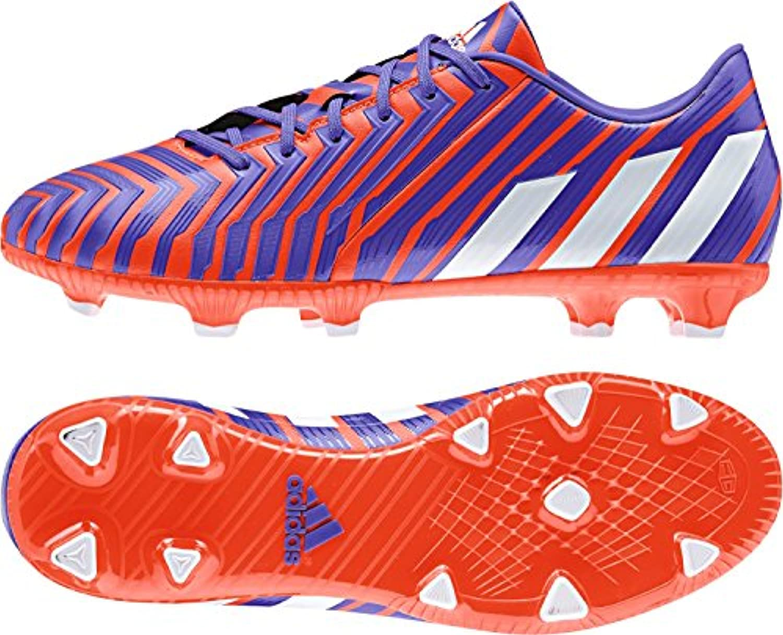 adidas - adidas p absolado instinct fg masculine de football en b35472 chaussures en football cuir violet, orange - orange, 10,5 e3f16d