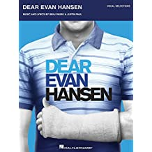 Dear Evan Hansen Vocal Selections -Piano, Voice & Guitar Book-: Noten