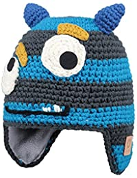 Barts Baby Monster Earflap blue