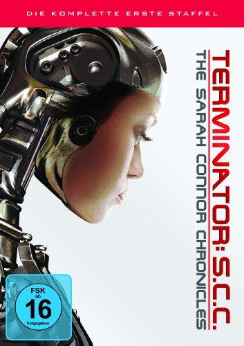 Bild von Terminator - The Sarah Connor Chronicles: Die komplette erste Staffel [3 DVDs]