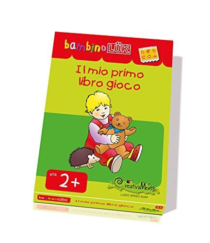 Lkb-s00 creativamente, libro gioco, bluk il mio primo libro gioco, il primo libro gioco che ogni bambino dovrebbe possedere