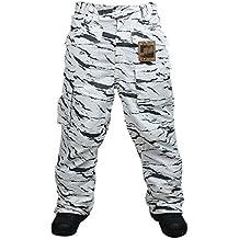 Herren SOUTH PLAY Ski Snowboard Schnee Winter Hosen Trousers Pants Blue Jeans