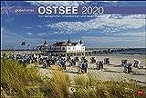 Ostsee Globetrotter 2020 58x39cm