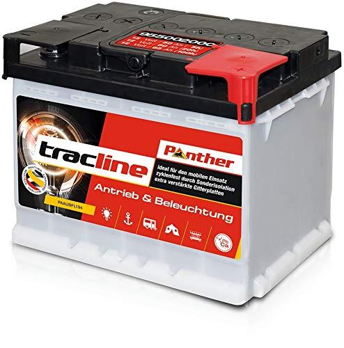 Trazione e illuminazione batteria 12 V 60/50 Ah.