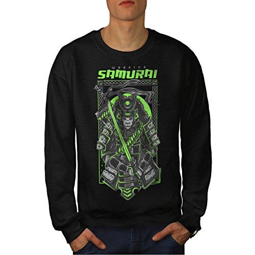 Kostüme Weibliche Mörder (Samurai Mörder Mode Herren M Sweatshirt |)
