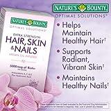 Nature's Bounty Hair, Skin & Nails Extra...