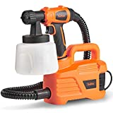 VonHaus 800W Paint Sprayer - Spray Gun for Fencing, Ceilings, Walls, Floors