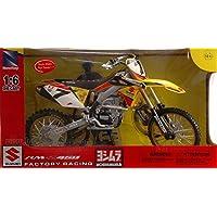 NEW Ray NY49483 Suzuki RM-Z 450 J.Stewart 2012 1:6 MODELLINO